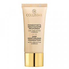 Collistar Make-up Deep moisturizing foundation