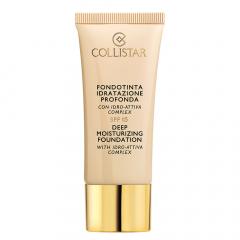 Collistar Make-up Deep moisturizing foundation 5 Ambra OP=OP