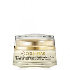 Collistar Gezicht Pure Actives Glycolic Acid Rich Cream 50ml