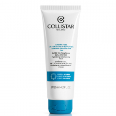 Collistar Deep Cleansing Gel-Cream Hydrating Rebalancing Face