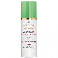 Collistar Lichaam Multi-Active Deodorant-No aluminium