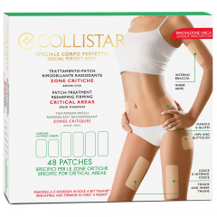 Collistar Lichaam Patch-Treatment Reshaping Critical Areas
