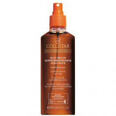 Collistar Zon Supertanning dry oil SPF 6 200 ml