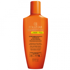 Collistar Zon Intensive Ultra Rapid Supertan Treatment SPF6 200ml