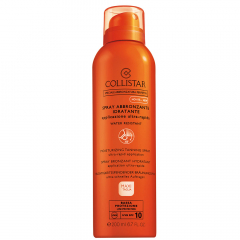 Collistar Zon Moisturizing Tanning Spray SPF 10 200ml