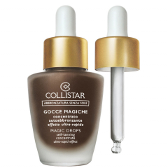 Collistar Zon Magic Drops Self-tanning concentrate ultra rapid effect
