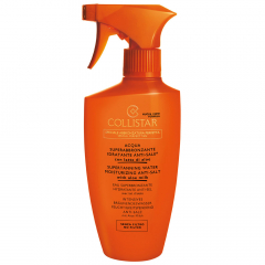 Collistar Zon Supertanning Water With Aloe Milk