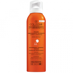 Collistar Zon Nourishing Tanning Mousse SPF 20 - 200 ml OP=OP