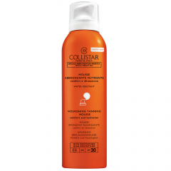 Collistar Zon Nourishing Tanning Mousse SPF 30 - 200 ml OP=OP