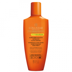 Collistar Zon Intensive Ultra Rapid Supertanning Treatment SPF20 200ml