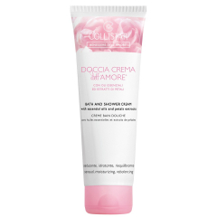 Collistar Benessere Doccia Crema Dell'Amore Bath and Shower Cream