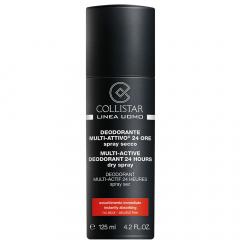 Collistar Man Multi-Active Deodorant 24H Dry Spray