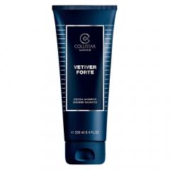 Collistar Man Vetiver Forte Shower Shampoo