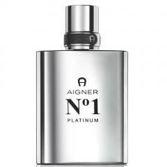 Aigner No.1 Platinum eau de toilette spray