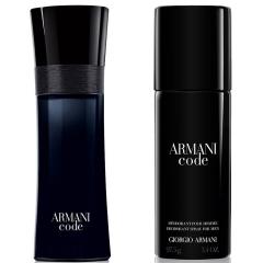 Armani Code Homme 125 ml geschenkset