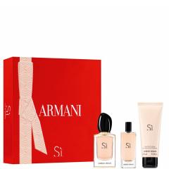 Armani Si 50 ml Set (uitlopend)