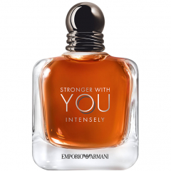 Armani Stronger With You Intensely eau de parfum spray