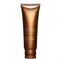 Clarins New Self Tanning Milky Lotion