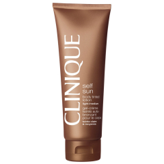 Clinique Self Sun Body Tinted Lotion (Light - Medium)