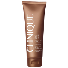 Clinique Self Sun Body Tinted Lotion (Medium - Deep)