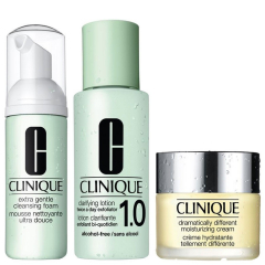Clinique 3-Step Introduction Kit Skin Type 1,2