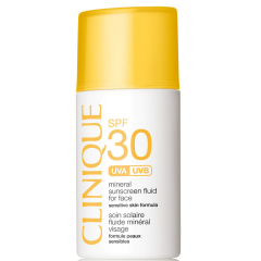 Clinique SPF 30 Mineral Sunscreen Face Lotion