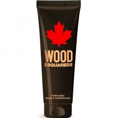 Dsquared² Wood pour Homme 250 ml douchegel