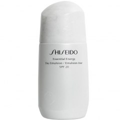 Shiseido Essential Energy Day Emulsion SPF 20 75 ml