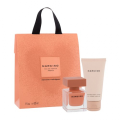 Narciso Rodriguez Narciso Ambrée 30 ml Set