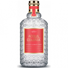 4711 Acqua Colonia Lychee & White Mint 170 ml eau de cologne spray OP=OP