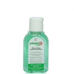 Primagel+ Antibacteriële Desinfecterende Gel 50 ml (desinfecterende gel)