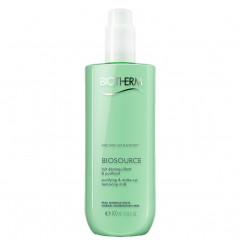 Biotherm Biosource Reinigingsmelk Normale Huid make-up remover