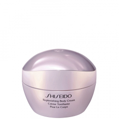 Shiseido replenishing body crème