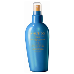 Shiseido Sun Protection Spray Oil-Free SPF15 - 150 ml