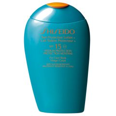 Shiseido Sun Protection Lotion N SPF 15 - 150 ml