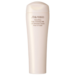 Shiseido Smoothing body cleansing milk