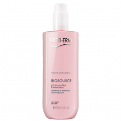 Biotherm Biosource Reinigingsmelk Droge Huid make-up remover