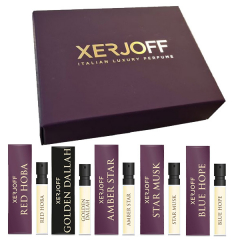 Xerjoff Special Editions Collection Trialkit