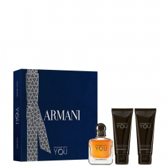 Armani Stronger With You 50 ml Set