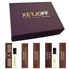 Xerjoff Oud Stars Collection Trialkit