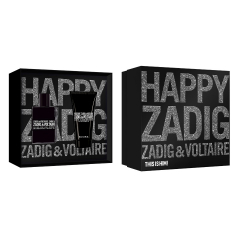 Zadig & Voltaire This is Him! 50 ml Kerst set