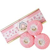Roger & Gallet Rose set ( 3 x 100 gr zeep)