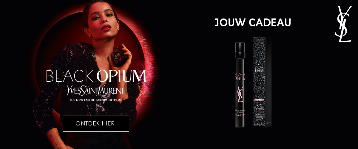Black Opium van Yves Saint Laurent