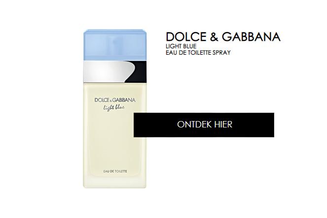 Light Blue van Dolce Gabbana