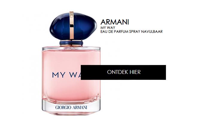 My Way van Armani